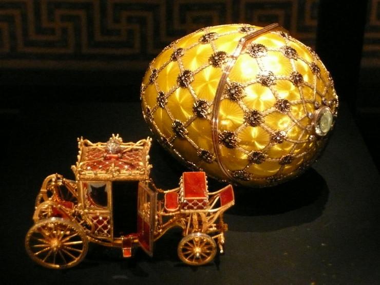 fabergé Art - Fabergé Eggs Art Faberg   Eggs 2