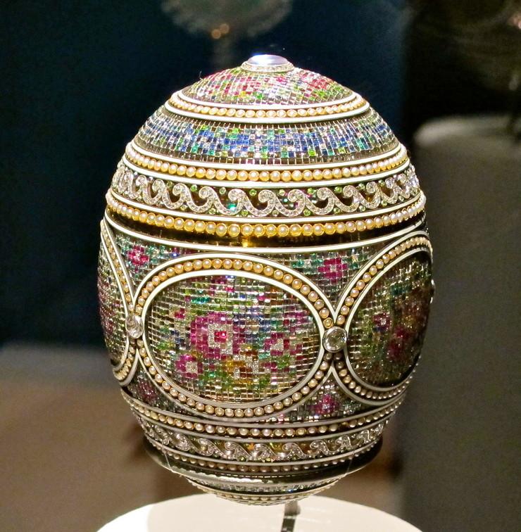 fabergé Art - Fabergé Eggs Art Faberg   Eggs 7