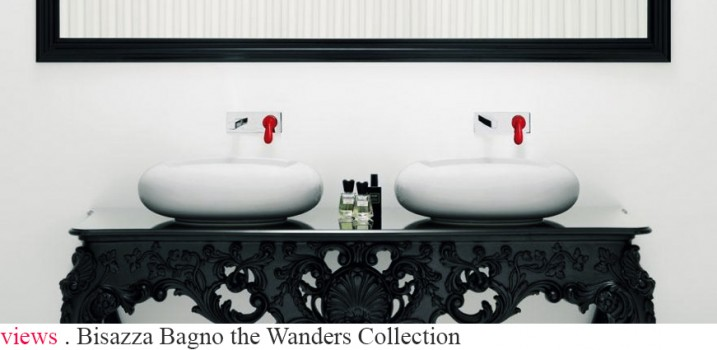 Bisazza Bagno the Wanders Collection