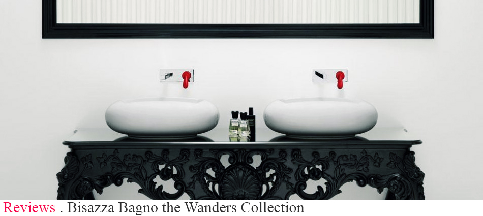 Bisazza Bagno the Wanders Collection  Bisazza Bagno the Wanders Collection slider1