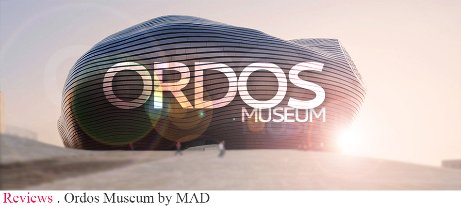 Gobi, Ma Yangson, MAD, Mongolia, Ordos Museum, reviews, interior design reviews, inside interior design review, idees interior design review, what do interior designer do, interior design programs  Ordos Museum by MAD slider3