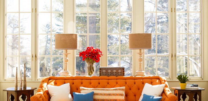 Best ways to add color to your home