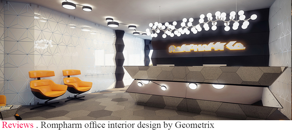 rompharm office interior design Rompharm office interior design by Geometrix Rompharm office interior design by Geometrix slider