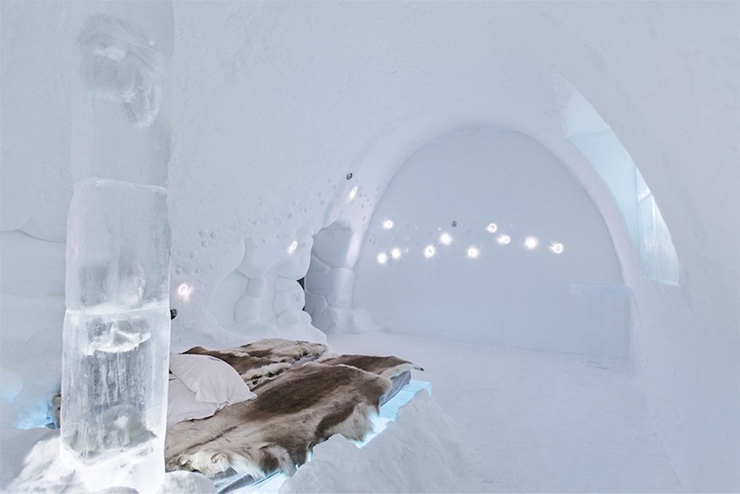 ice hotel sweden new materials suite (12)  Ice as an Architectural Material ice hotel sweden new materials suite 12
