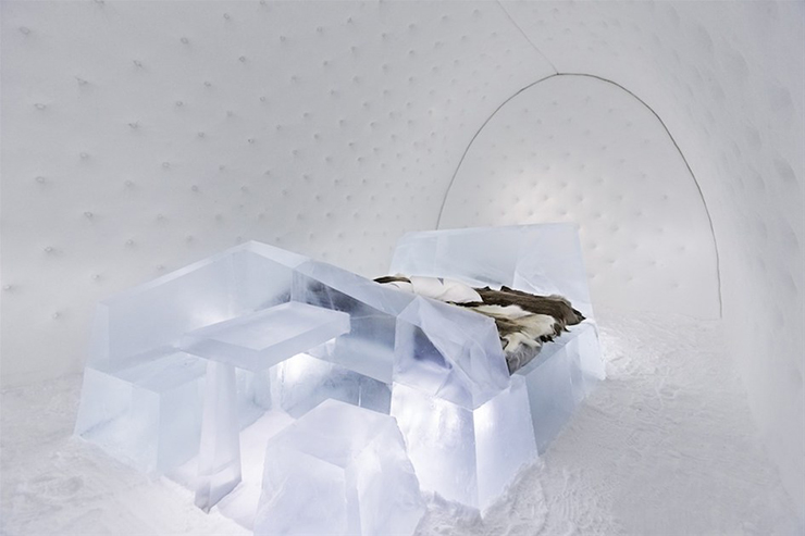 ice hotel sweden new materials suite (14)  Ice as an Architectural Material ice hotel sweden new materials suite 14