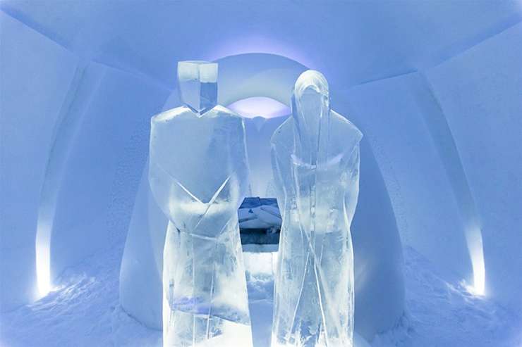 ice hotel sweden new materials suite (15)  Ice as an Architectural Material ice hotel sweden new materials suite 15