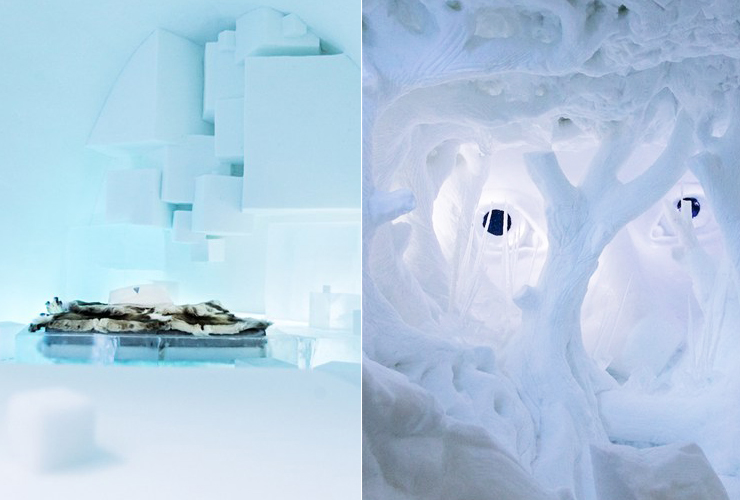 ice hotel sweden new materials suite (19)  Ice as an Architectural Material ice hotel sweden new materials suite 19