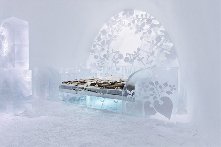 ice hotel sweden new materials suite (9)  Ice as an Architectural Material ice hotel sweden new materials suite 9