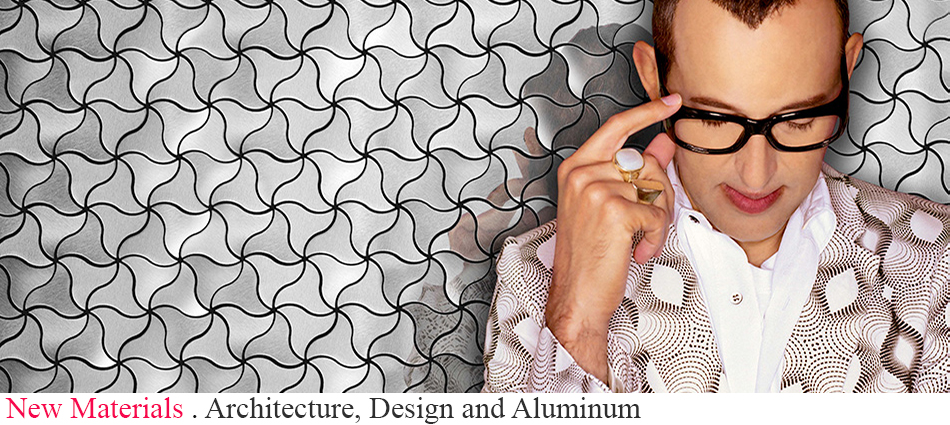 new materials aluminium  Architecture, Design and Aluminum new materials aluminium