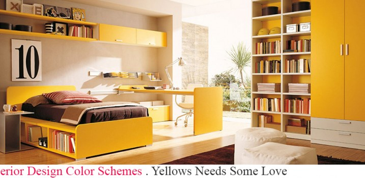 Yellow Needs Some Love