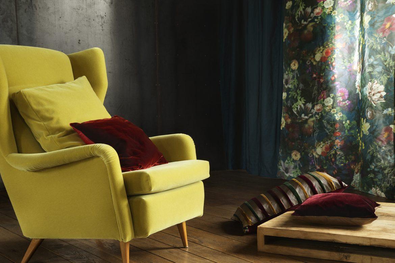 EuphoricaChristian Fischbacher Co. AG  Award winning fabrics for interior design. EuphoricaChristian Fischbacher Co