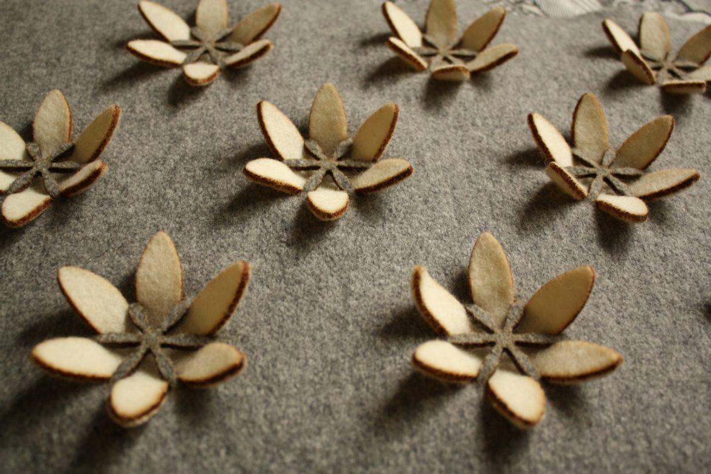 Francesca Colussi flower fabric  Award winning fabrics for interior design. Francesca Colussi