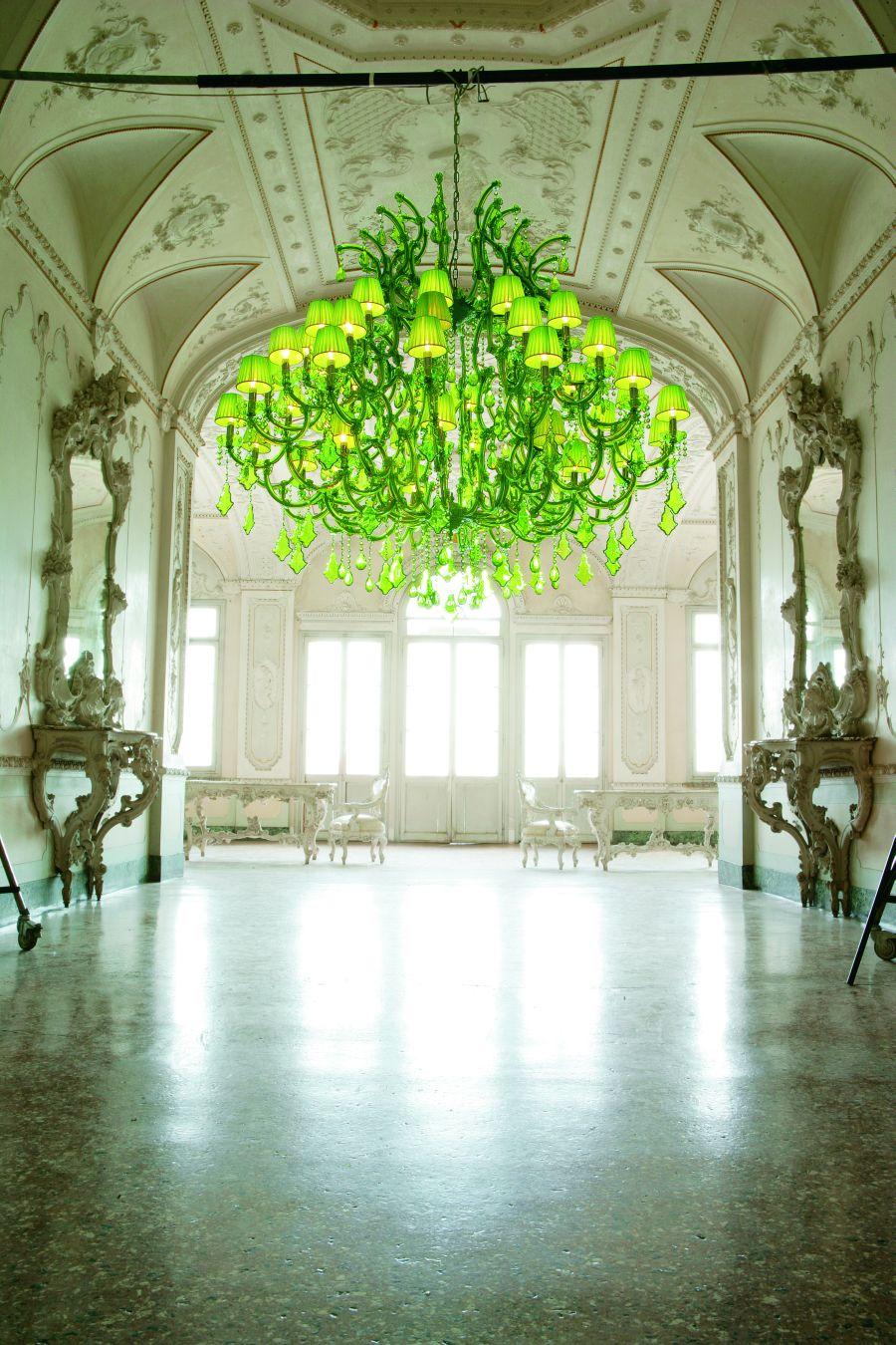 Green-Chandelier-bis-60245-d  Mood board: 50 Exuberant Chandeliers Green Chandelier bis 60245 d