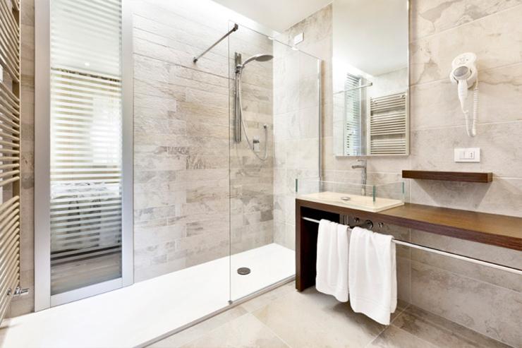 Hotel Ai Cadelach Bathroom  Hotel Ai Cadelach Hotel Ai Cadelach 10