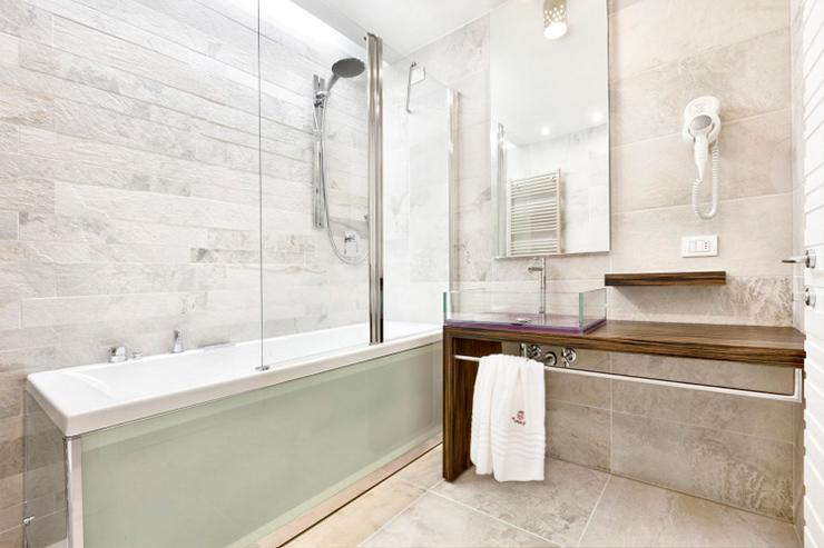 Hotel Ai Cadelach Bathroom  Hotel Ai Cadelach Hotel Ai Cadelach 12