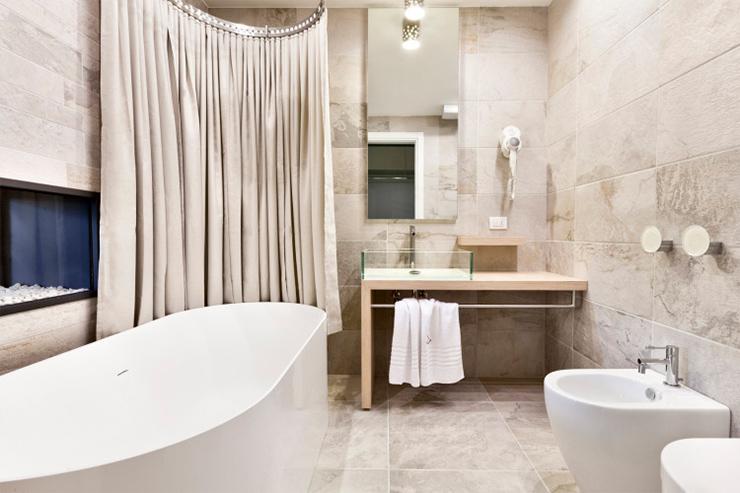 Hotel Ai Cadelach Bathroom  Hotel Ai Cadelach Hotel Ai Cadelach 14