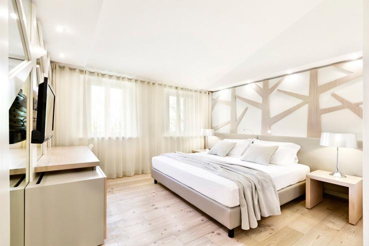 Hotel Ai Cadelach Bedroom  Hotel Ai Cadelach Hotel Ai Cadelach 2
