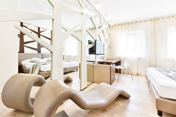 Hotel Ai Cadelach Bedroom  Hotel Ai Cadelach Hotel Ai Cadelach 3
