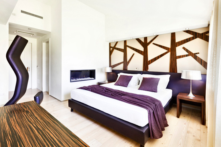 Hotel Ai Cadelach Bedroom  Hotel Ai Cadelach Hotel Ai Cadelach 4