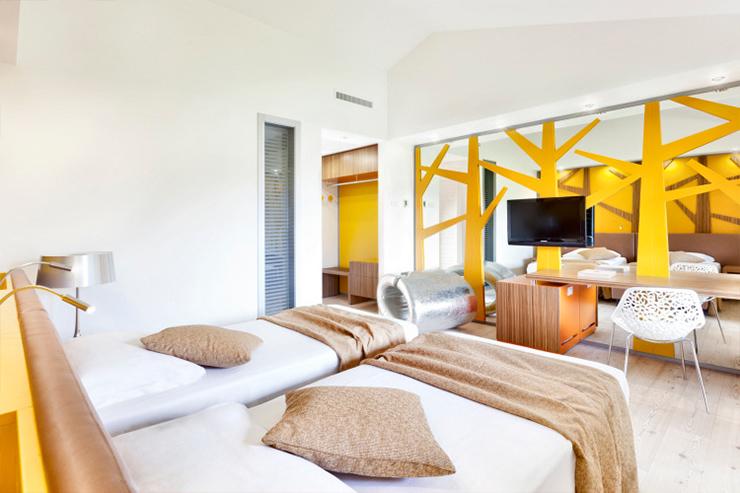 Hotel Ai Cadelach Bedroom  Hotel Ai Cadelach Hotel Ai Cadelach 6