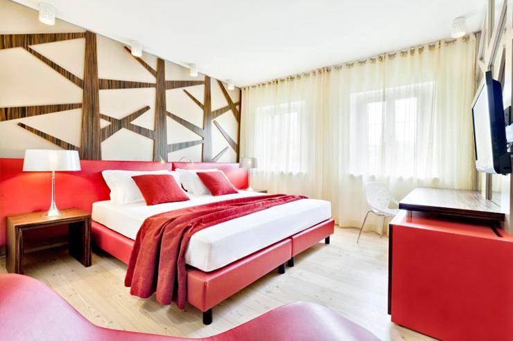 Hotel Ai Cadelach Bedroom  Hotel Ai Cadelach Hotel Ai Cadelach 8