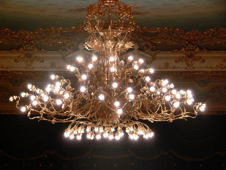 La_Fenice_chandelier  Mood board: 50 Exuberant Chandeliers La Fenice chandelier