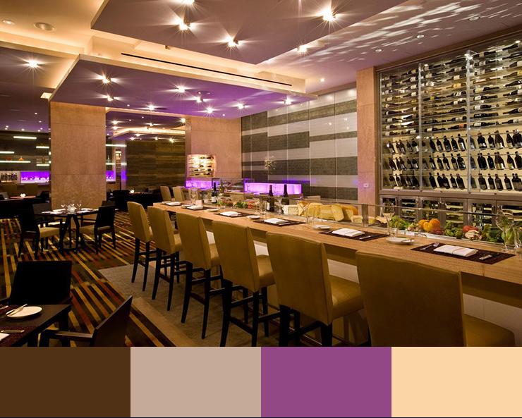 Art Restaurant Seattle Best Design Color Scheme Interior