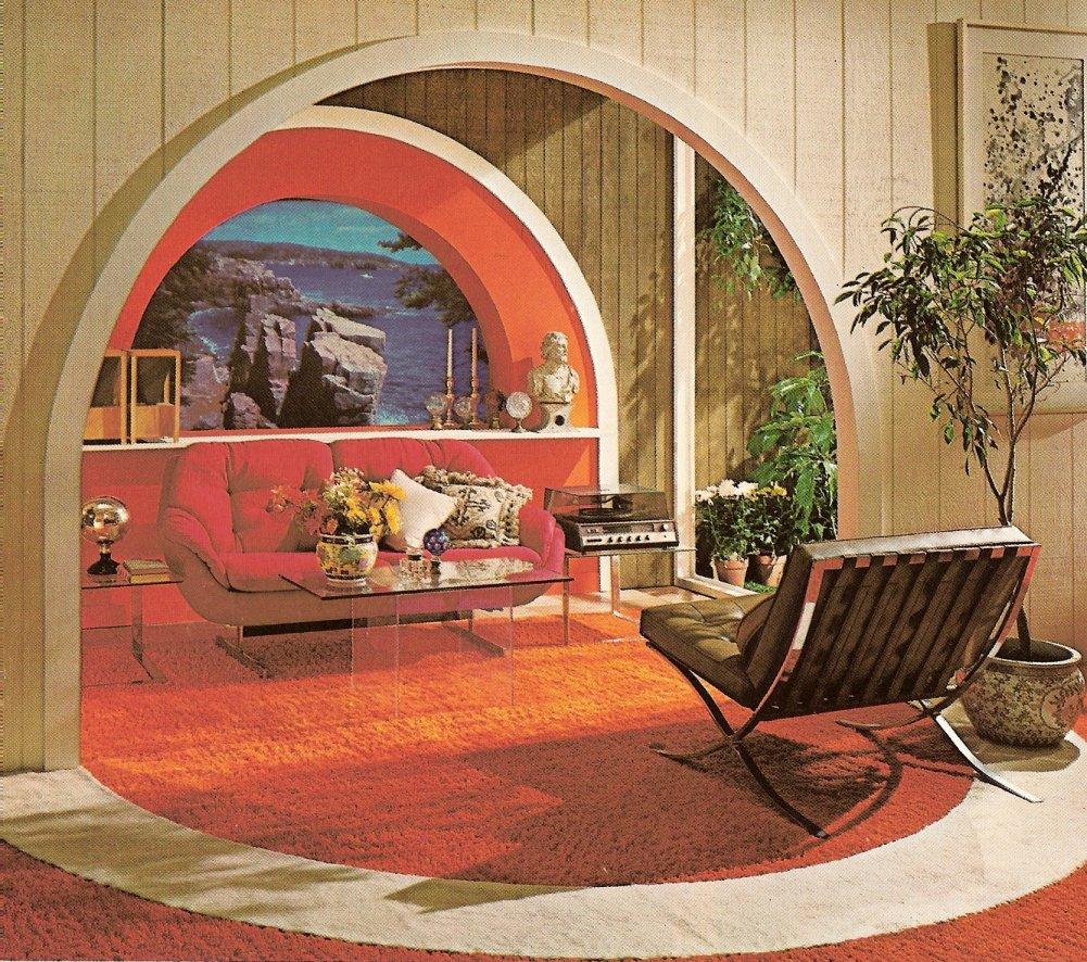 vintage interior design mid century modern style living room vintage interior design Vintage Interior Design: The Nostalgic Style 359979790 a3ec51d2e7 o