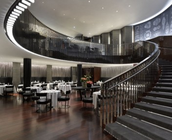 Antonio Citterio Patricia Viel and Partners Project : BVLGARI Hotel, London