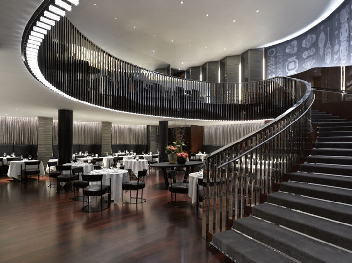 Antonio Citterio Patricia Viel and Partners Project : BVLGARI Hotel, London BVLGARI Hotel by Antonio Citterio Patricia Viel and Partners London 04