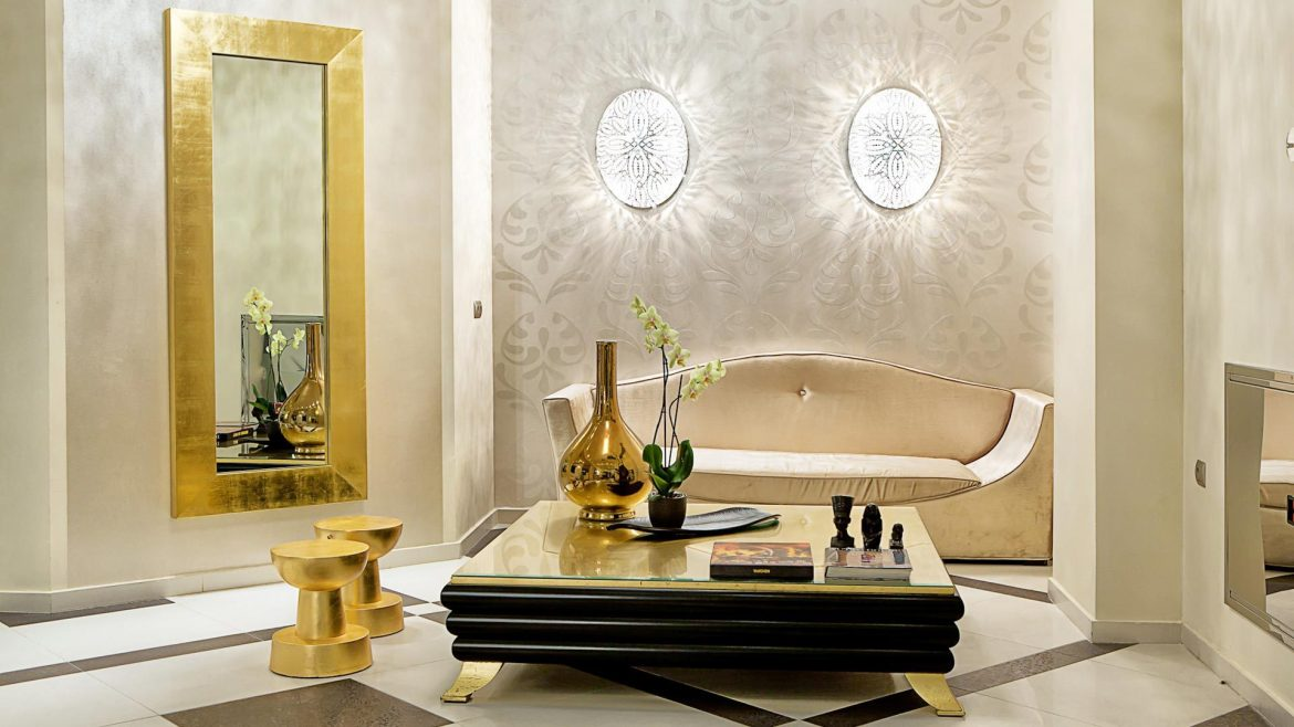 Gold and Interior Design: a Timeless Statement