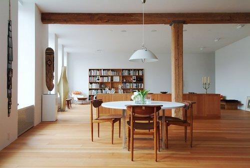 Mid Century Modern Wabi Sabi Interior Design Ideas