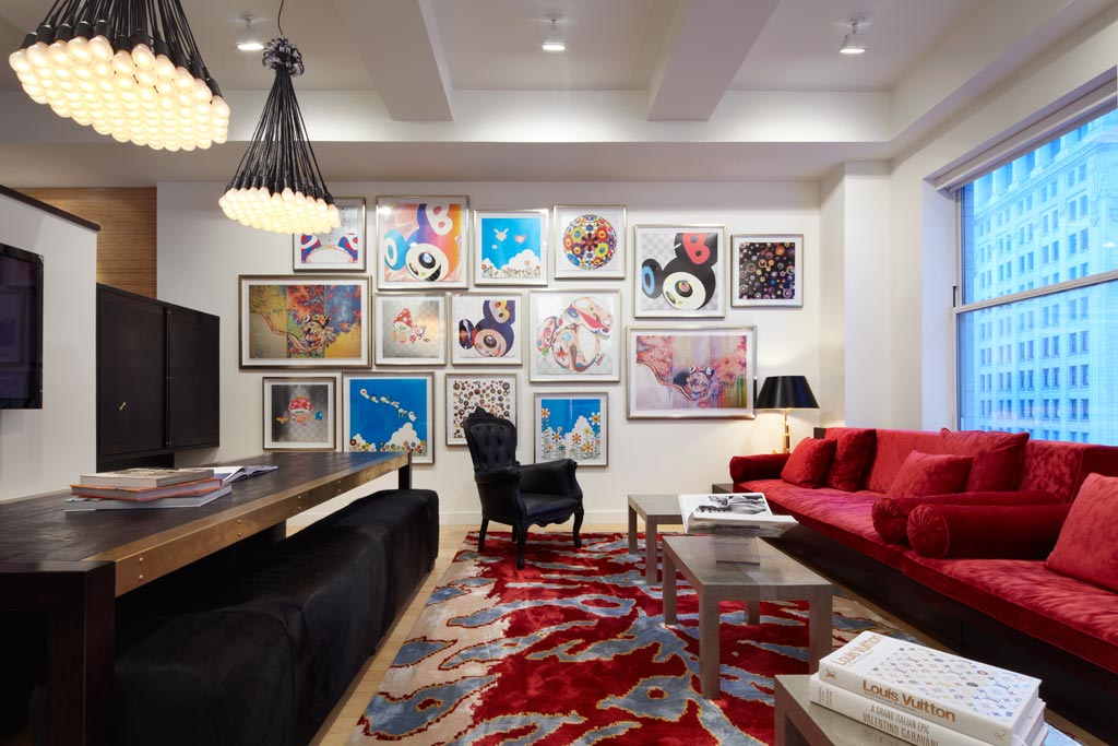 wallstreetstudios_artwall eclectic interior design living room vintage interior design Vintage Interior Design: The Nostalgic Style wallstreetstudios artwall