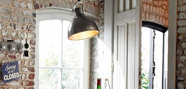 30 Industrial Interior Design Kitchens