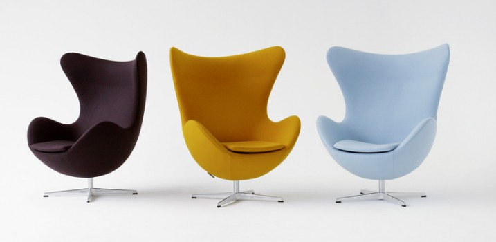 Iconic Mid-Century Lounge Chairs