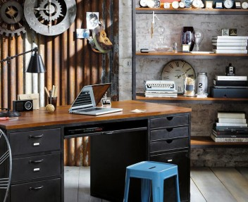 20 Home Office Ideas and Color Schemes