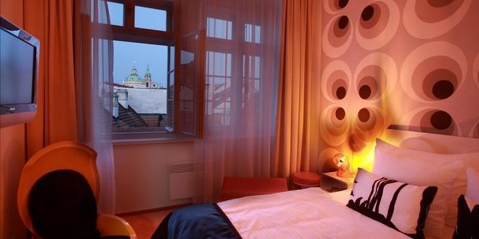 Top 5 Design Hotels in Prague