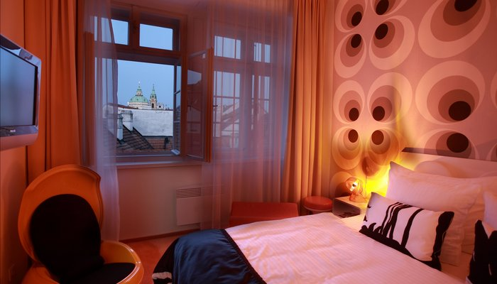 Top 5 Design Hotels in Prague Sax Vintage Design Hotel 6