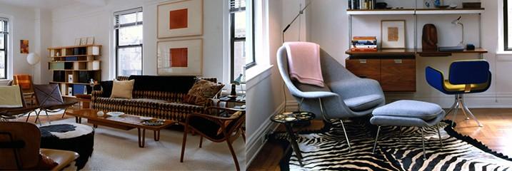 Mid Century Apartment Duplex by Michael Haverland