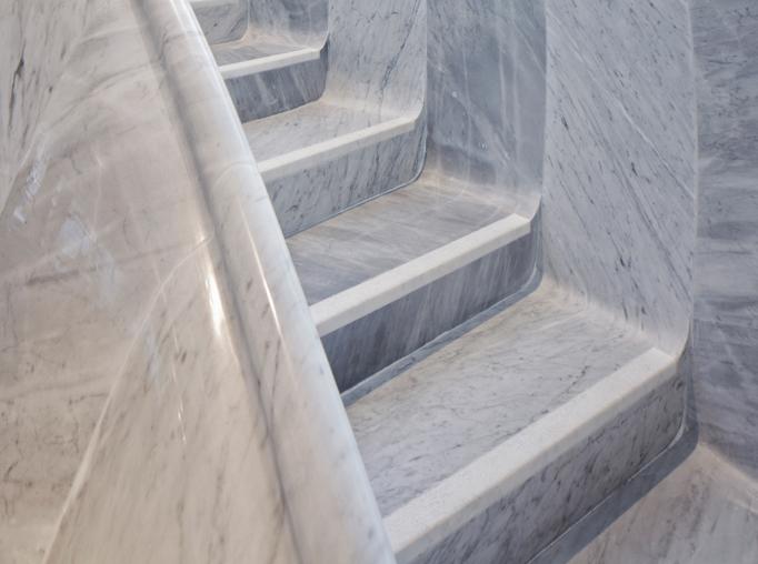 besins-1e Final Encore staircase  International Design & Architecture Awards 2013 - Product besins 1e