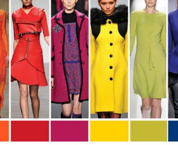 2014 Fashion Color Trends Meet Interior Color Trends