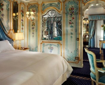 best luxury hotel interiors in venice