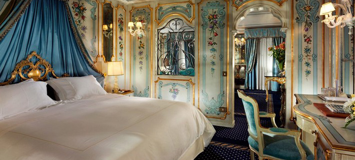 best luxury hotel interiors in venice  Best Luxury Hotel Interiors in Venice gritti palace venice venice italy slide