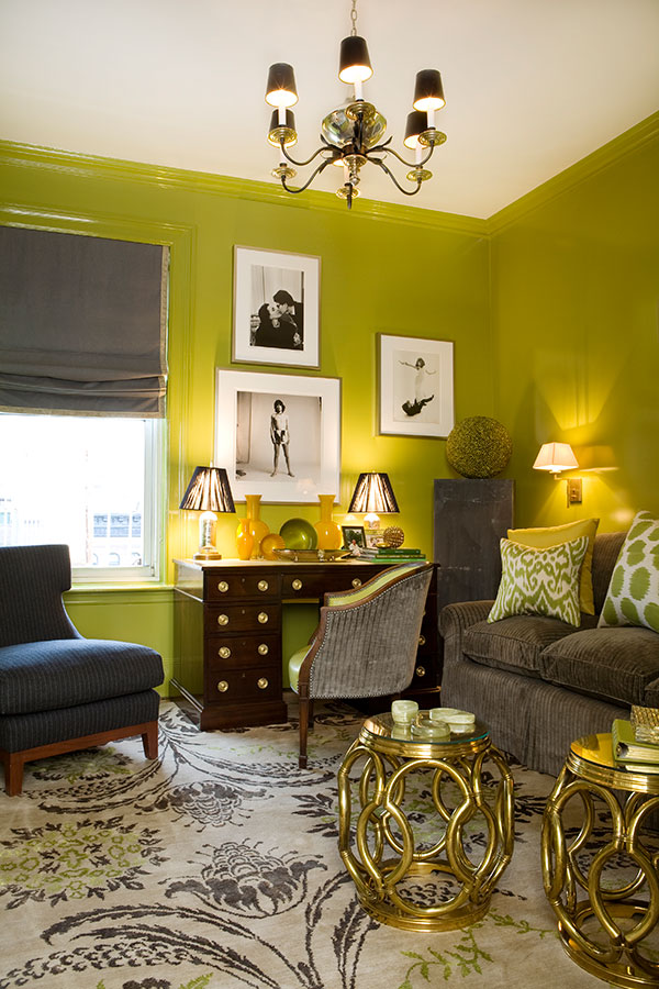 grey and chartreuse living room lime green interior design color scheme lime green 18628