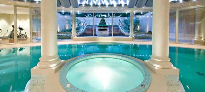 Luxury Swimming Pools Slide