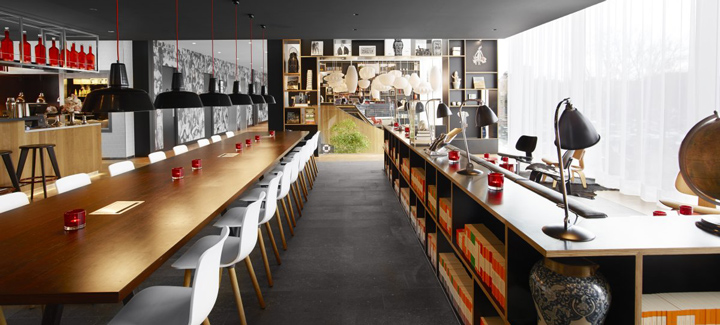 citizenm rotterdam hotel  New CitizenM Hotel in Rotterdam by Concrete Architectural Associates citizenm rotterdam on inspirationist slide