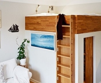 10 INGENIOUS IDEAS FOR SMALL SPACE INTERIORS