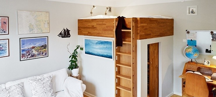 10 INGENIOUS IDEAS FOR SMALL SPACE INTERIORS  10 Ingenious Ideas for Small Space Interiors ingeneu spaces