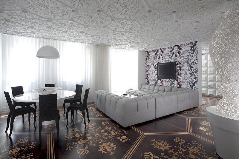 architecture-private-residence-marcel-wanders  Stunning Details in Amsterdam Residence by Marcel Wanders architecture private residence marcel wanders
