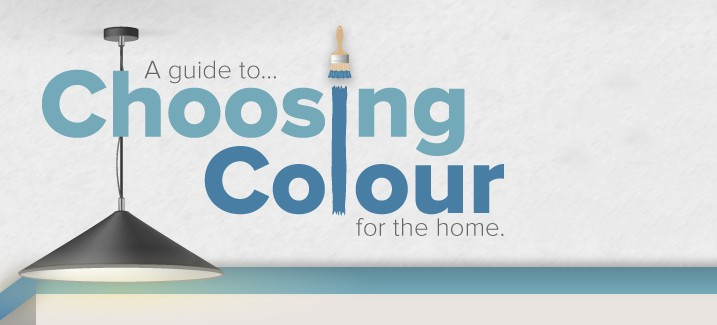 Infographic: Choosing the Color for the Home